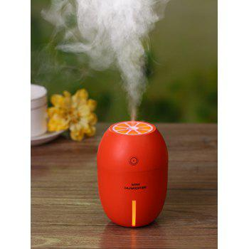Lemon Spray Fogger Diffuser Air Humidifier with LED Light