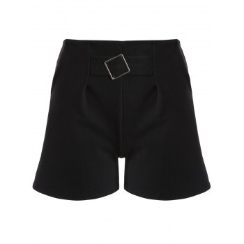 High Waist Winter Shorts