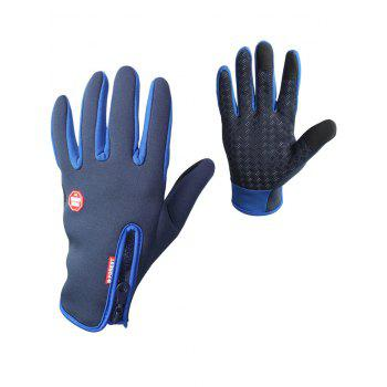 Full Finger Bicycle Sport Skidproof Cycling Gloves
