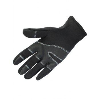 Outdoor Full Finger Touch Screen Skidproof Cycling Gloves