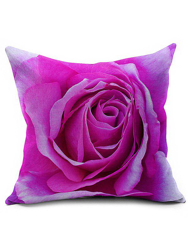 Rose Flower Home Decoration Pillow Cover - TUTTI FRUTTI