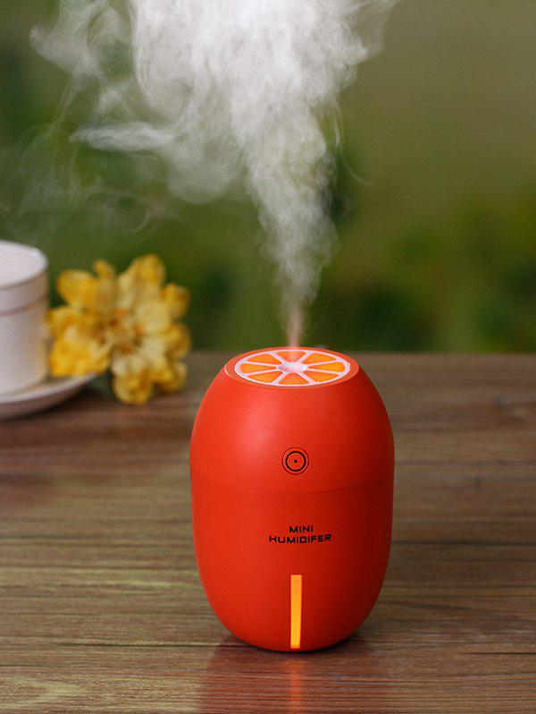 Lemon Spray Fogger Diffuser Air Humidifier with LED Light aroma diffuser with exclusive music player real wood ultrasonic humidifier nebulizer fogger for portable vaporizer
