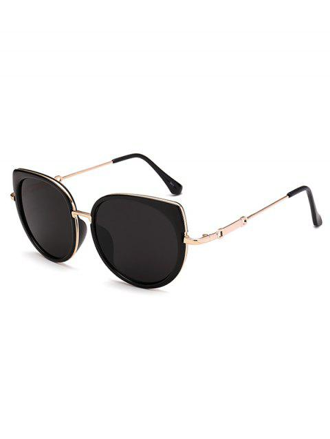 4a319001388 2019 Metal Full Rims Cat Eye Affordable Polarized Sunglasses In ...