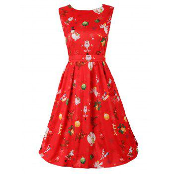Print Dresses For Women Cheap Casual Floral Print