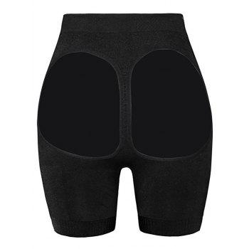 High Waist Padded Boxer Undergarment - L L