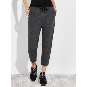 Casual Drawstring Jogger Pants