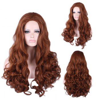 Synthetic Long Wavy Cosplay Wig