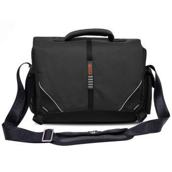Nylon Top Handle Side Bag
