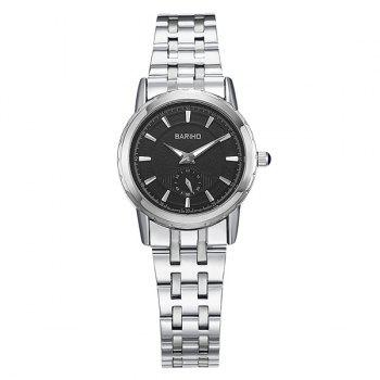 Vintage Analog Stainless Steel Quartz Watch