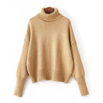 Turtleneck Oversized Jumper