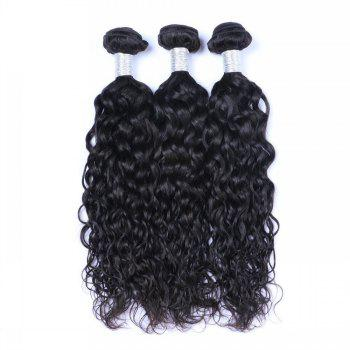 1 Pc 6A Virgin Natural Curly Indian Hair Weave