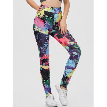 Colorful Strench Yoga Leggings