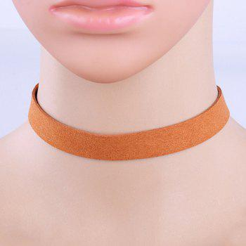 Punk Choker Velvet Necklace