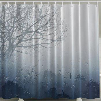 Nature Shower Curtains