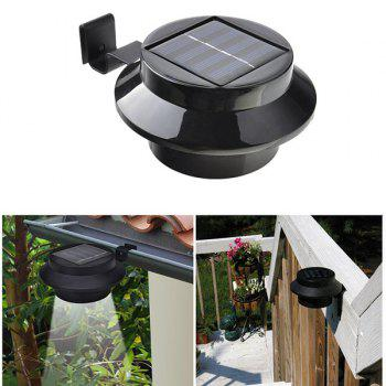 Outdoor Garden Decorative LED Solar Courtyard Fence Lamp