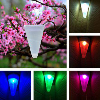 Solar Power Outdoor Path Yard Hanging LED Night Light