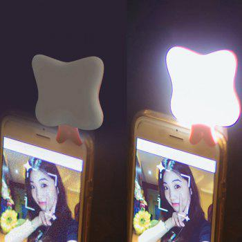 Dual Purpose USB Mobile Power LED Light For iPhone Connector