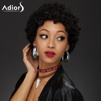 Adiors Hair Synthetic Ultrashort Curly Wig