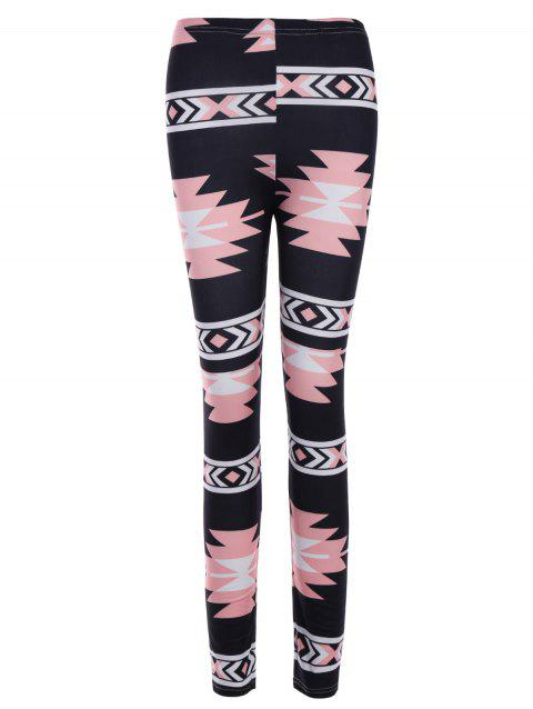 40 Printed Plus Size Patterned Christmas Leggings COLORMIX XL In Interesting Plus Size Patterned Leggings