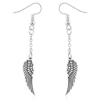 Wings Longline Earrings