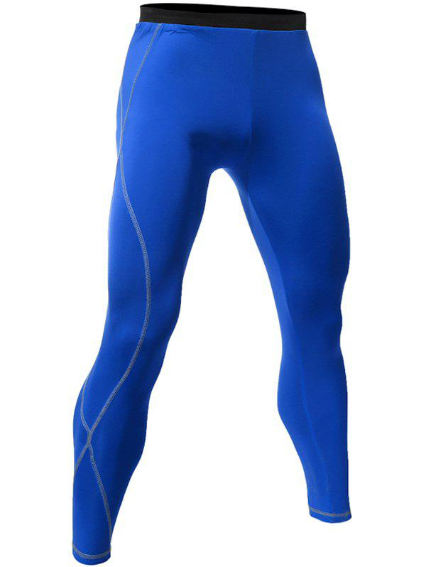 Skinny Fit Quick Dry Stretched Gym Pants slack skinny tight fit work pants
