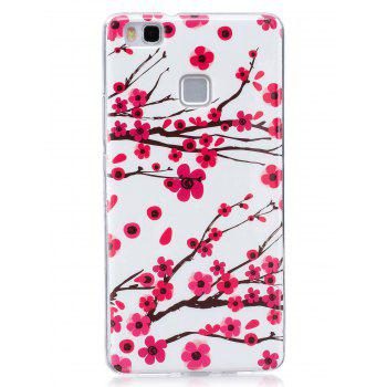 Plum Blossom Luminous Phone Back Cover For Huawei - FOR HUAWEI P9 LITE FOR HUAWEI P9 LITE