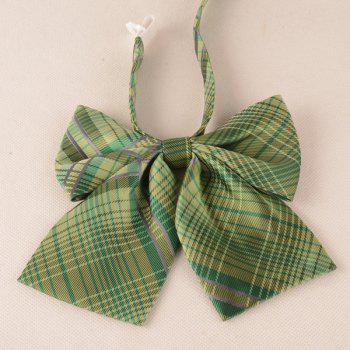 Grid Adjustable Bow Tie