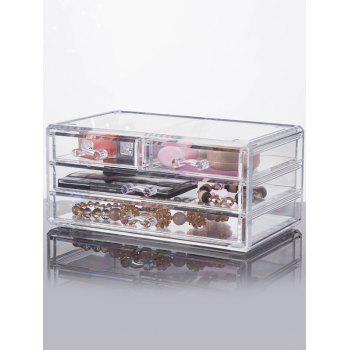 Drawer Jewelry Box Makeup Organizer