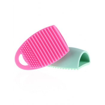 4 Pcs Cleaning Tool Brush Eggs - COLORMIX