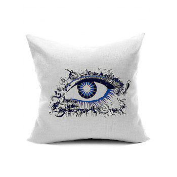 Artistic Eye Pillow Case For Home Decoration