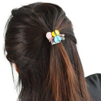 Elastic Ball Bee Embellished Hairband