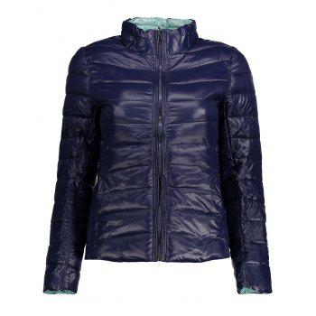 Two Sides Wear Quilted Jacket