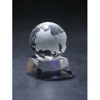 Transparent Crystal Ball Decorative Craft