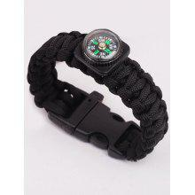 Multifunction Outdoor Camping Escape Seven Core Umbrella Rope Bracelet