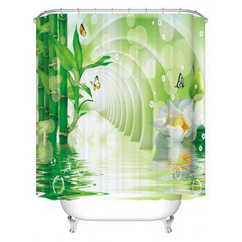 Tree Shower Curtain Cheap Casual Style Online Free Shipping at ...