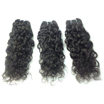 3 Piece/Lot 8A Virgin Indian Natural Wave Hair Weave - 20INCH*20INCH*22INCH 20INCH*20INCH*22INCH