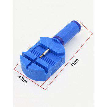 Convenient Carry Steel Split The Table Watch Demolition Tool - BLUE