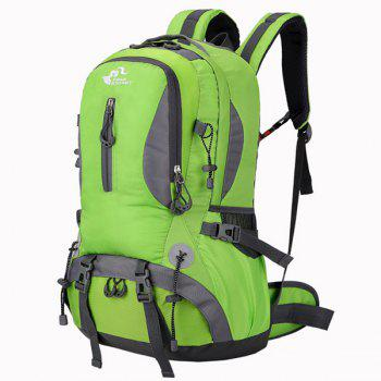 Waterproof Nylon 40L Mountaineering Backpack