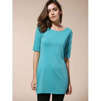 Casual Tunic T-Shirt - L L