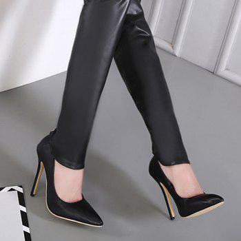 Pointed Toe Convertible Pumps