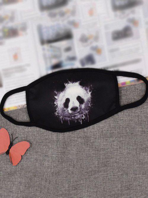 Cartoon Animal Anti Haze Anti Dust Windproof Mouth MaskHome<br><br><br>Color: BLACK