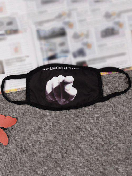 Hip Hop Gas Pollution Anti Dust and Haze Mouth Mask marilyn monroe printed gas pollution anti dust and haze mouth mask