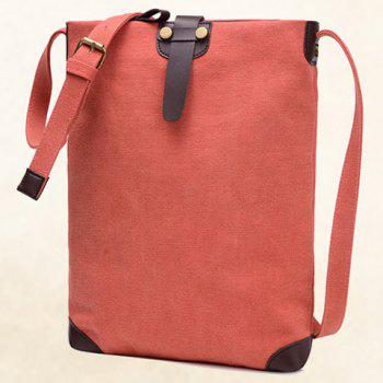 Unisex Canvas Crossbody Bag - JACINTH