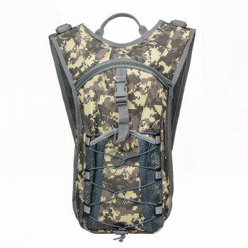 1000D Water-resistant Multifunctional Tactical Backpack - ACU CAMOUFLAGE