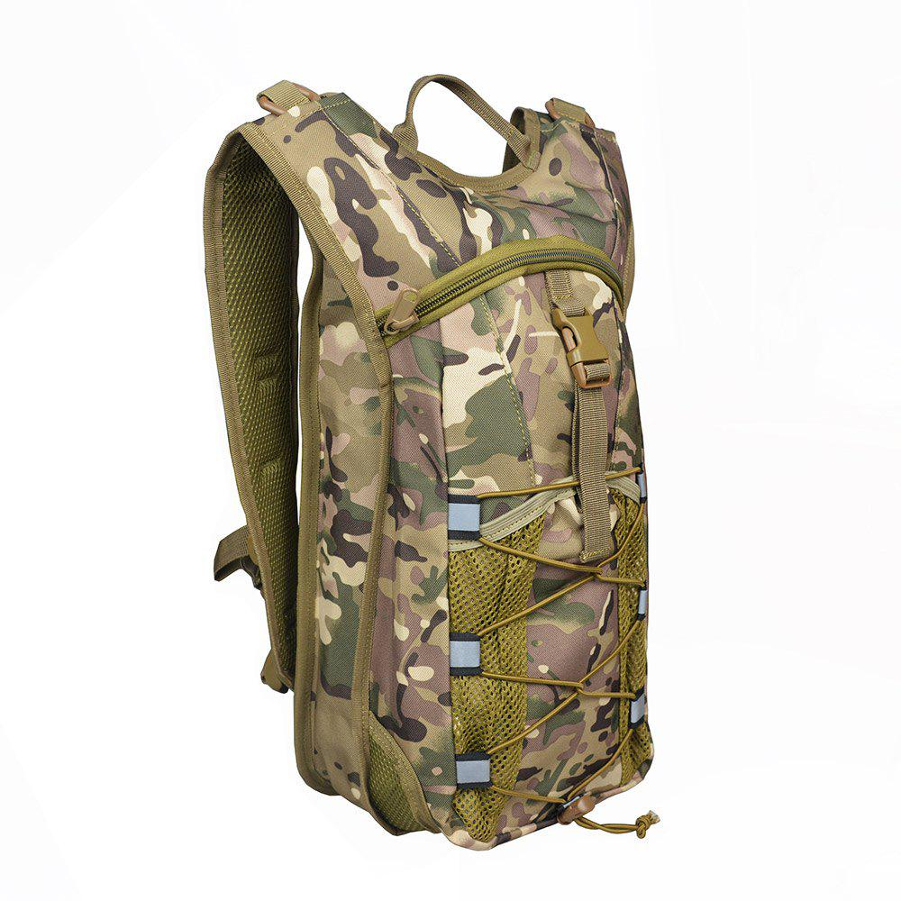 1000D Water-resistant Multifunctional Tactical Backpack - CP CAMOUFLAGE