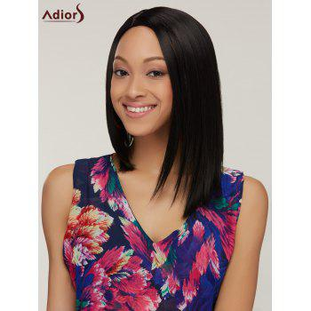 Women's Side Bang Bob Straight Heat Resistant Synthetic Wig