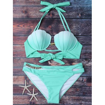 Underwire Mermaid Shell Bikini