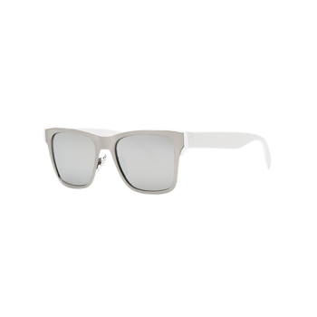 Stylish Silver Trendsetter Sunglasses