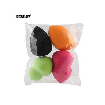 Water Swellable Makeup Sponges -  COLORMIX