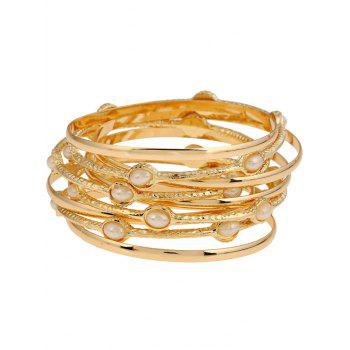 Alloy Multi-Layered Bracelet